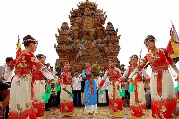 Lễ hội kate Ninh thuận